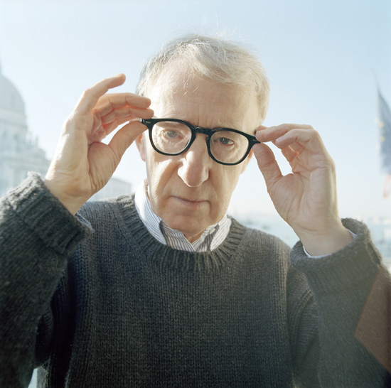 D 46016-03  Woody Allen. Obligatory Credit - CAMERA PRESS/Jillian Edelstein. SPECIAL PRICE APPLIES - CONSULT CAMERA PRESS OR ITS LOCAL AGENT.  Woody             Allen is one of the most well known and respected names in the movie industry. His career includes being a writer, director, actor, stand up comedian and producer and spans over 30 years and still thrives. His films have linked the boarders of drama and comedy, while continually being entertaining and honest